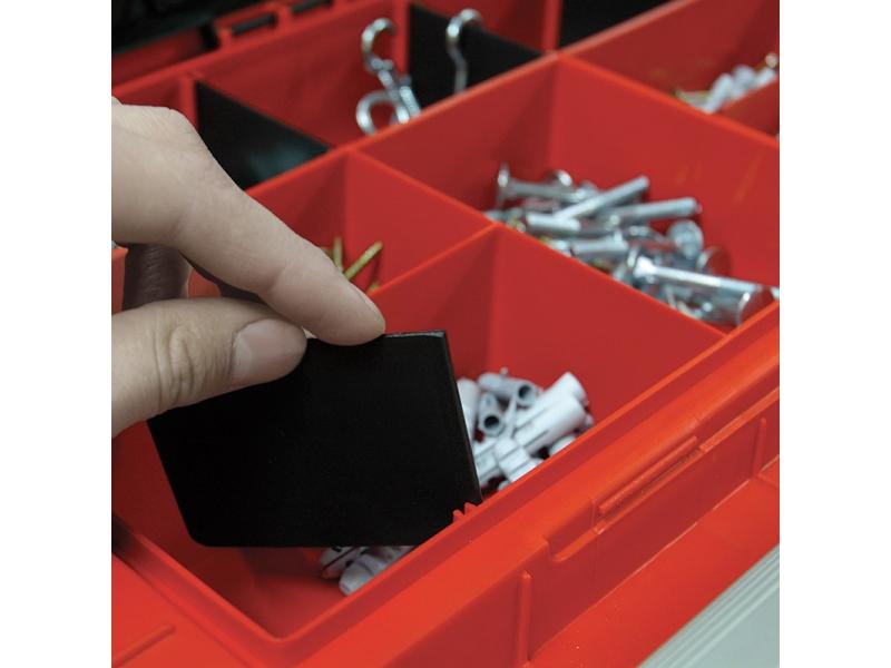 werkzeugkoffer mit rollen werkzeugkiste werkzeugwagen rollwagen werkzeug kasten 38 99. Black Bedroom Furniture Sets. Home Design Ideas