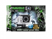 Camara Full HD Pro Wifi weiß Actioncamara