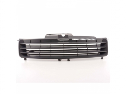 Sportgrill Frontgrill VW Polo Typ 9N Bj.01-05 schwarz Kühlergrill Tuning